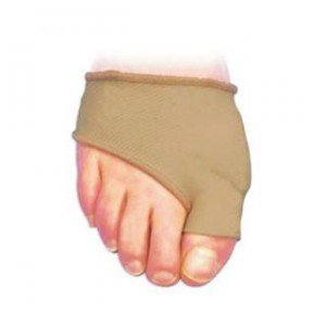 Dermed gel bunion sleeve