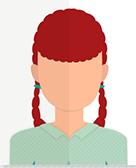 animated image of a female margaret