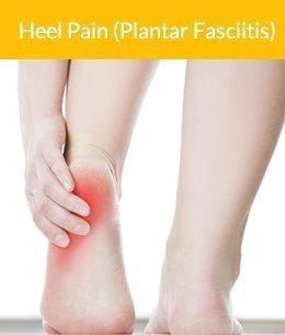 Heel Pain (Plantar Fasciitis)